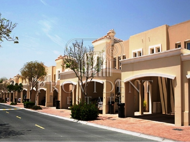 Alma 2, Arabian Ranches - Community