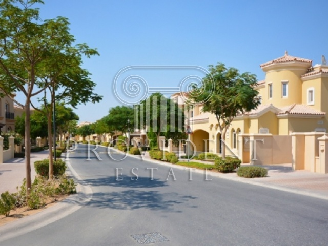 Alvorada, Arabian Ranches