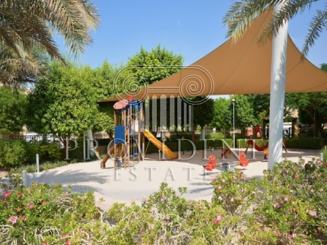 Alvorada, Arabian Ranches - Playing Area