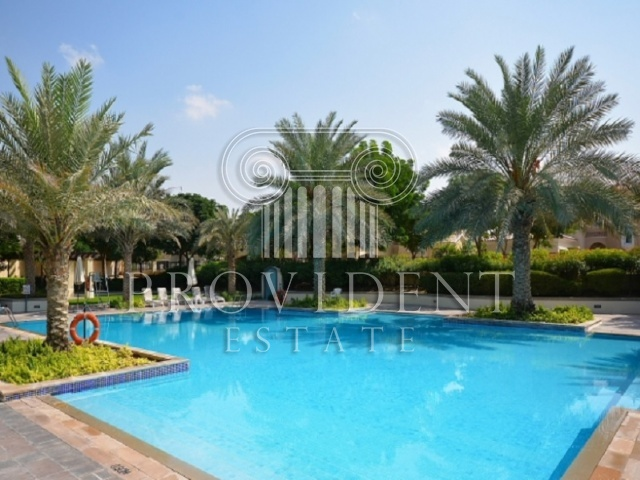 Alvorada, Arabian Ranches - Swimming Pool