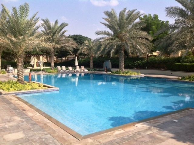 Alvorada 4, Arabian Ranches - Shared Pool