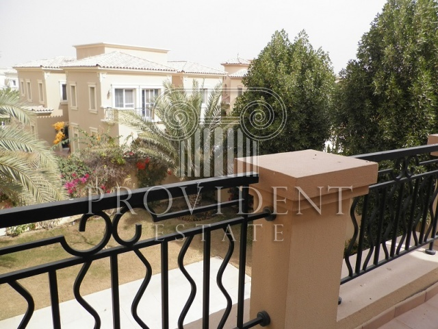 Alvorada 3, Arabian Ranches - Balcony