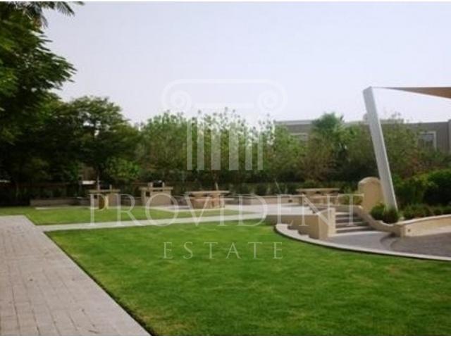 Garden - Al Reem 2, Arabian Ranches
