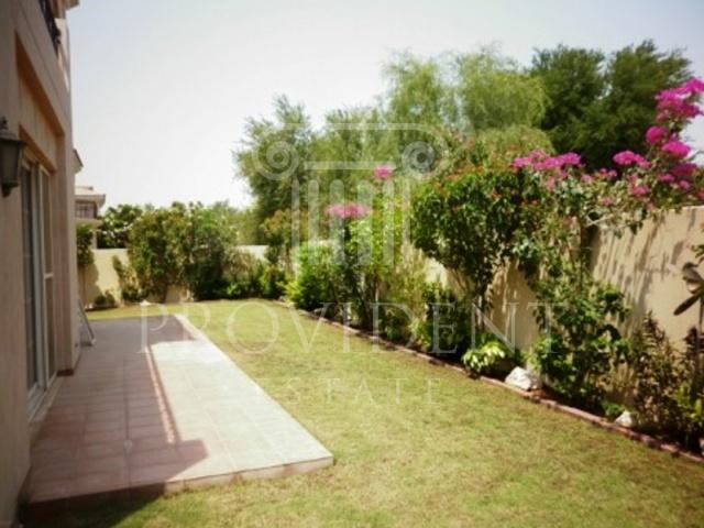 Garden image 2 - Mirador, Arabian Ranches
