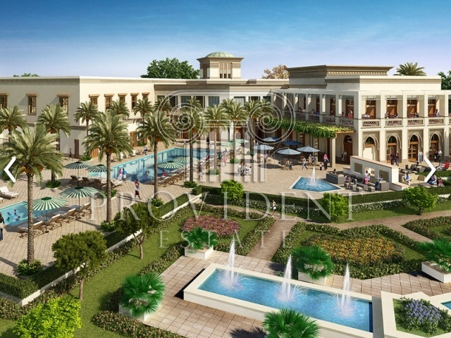 Palma Villas, Arabian Ranches