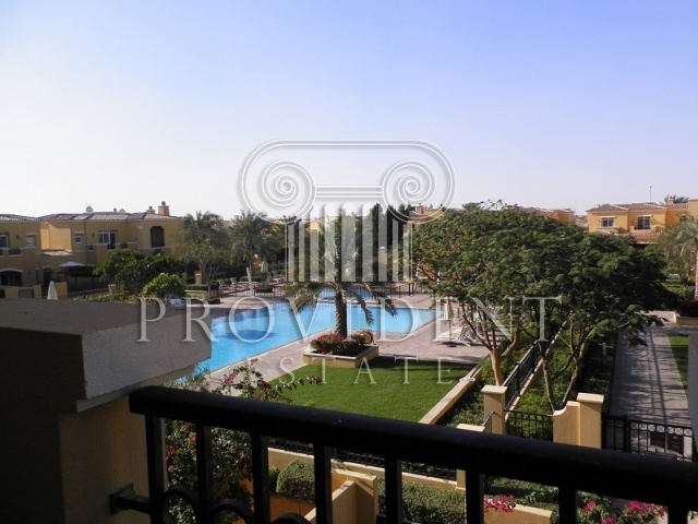 Palmera, Arabian Ranches - Lake View