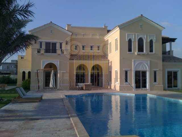 Swimming Pool - Polo Homes_Arabian Ranches