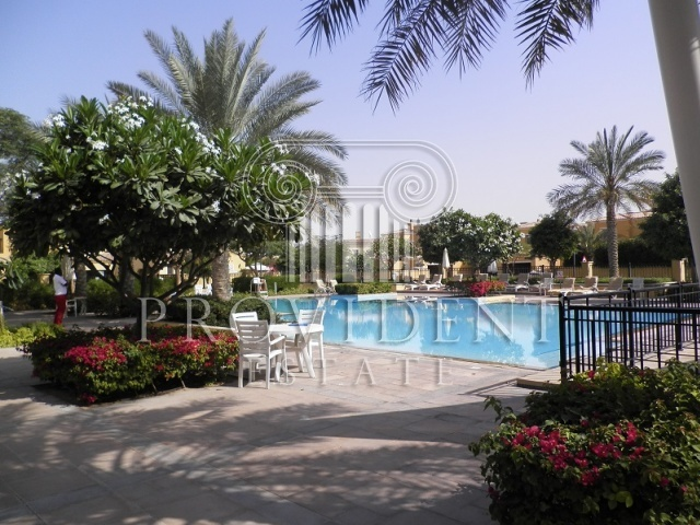 Palmera, Arabian Ranches - Shared Pool