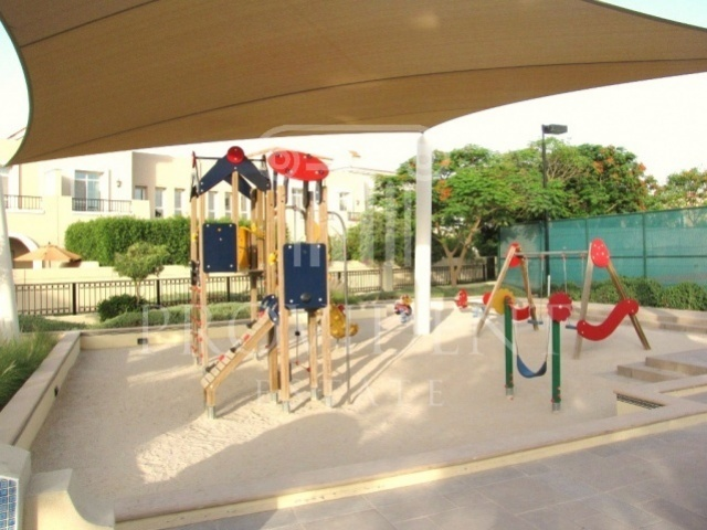 Playground Area - Al Reem, Arabian Ranches