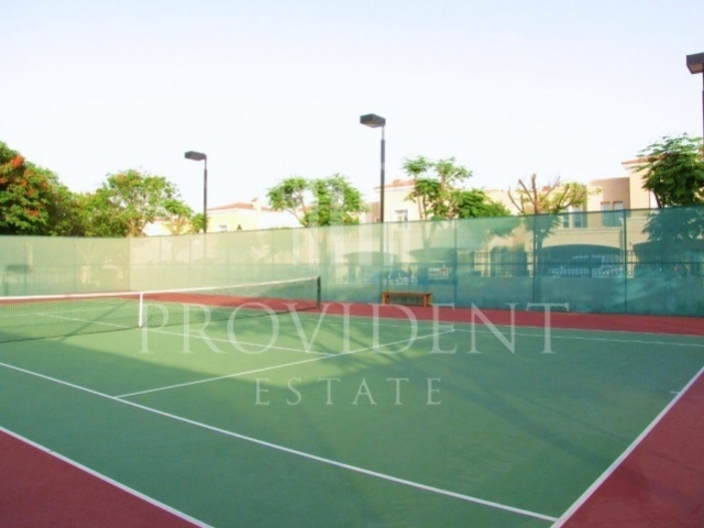 Tennis Court - Al Reem, Arabian Ranches