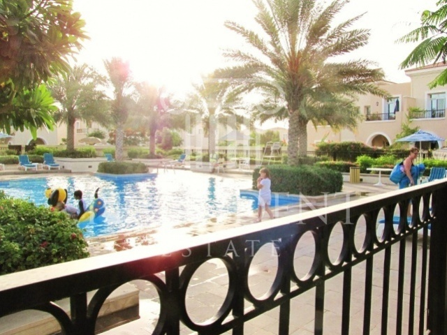 Al Reem 3, Arabian Ranches - Lake View