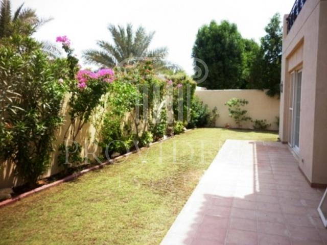 Garden - Mirador, Arabian Ranches