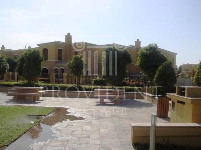 Park - Palmera 4 villa, Arabian Ranches